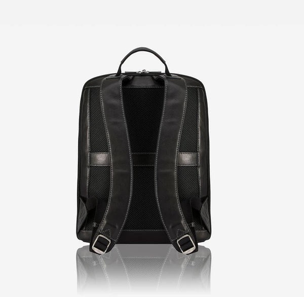 Jekyll And Hide Montana Overnight Business Backpack 45cm Black
