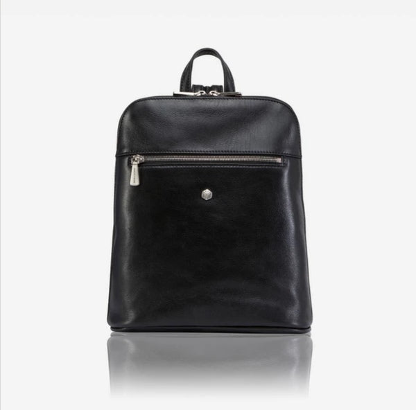 Jekyll And Hide Madrid Ladies Modern Backpack Black