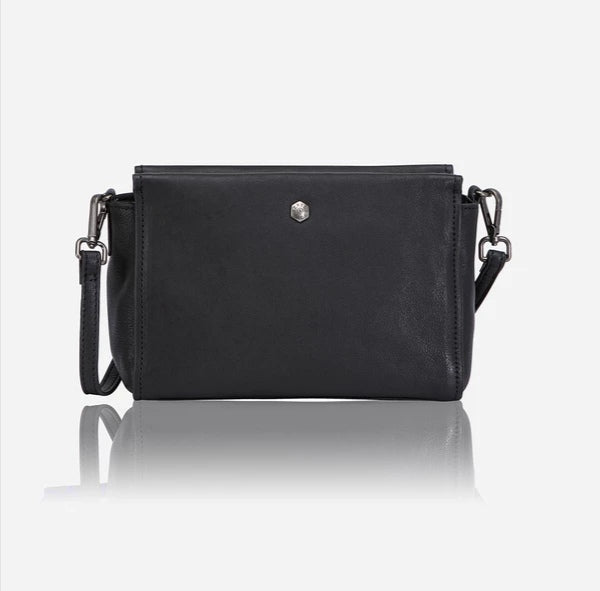 Jekyll And Hide Camden Petite & Versatile Crossbody/Sling Bag Black