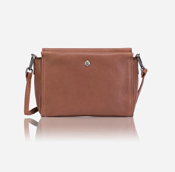 Jekyll And Hide Camden Petite & Versatile Crossbody/Sling Bag Tan