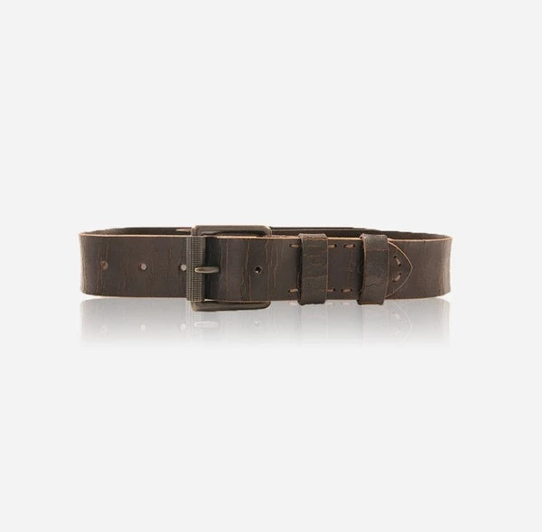 Jekyll And Hide Buffalo Men's Belt Size 44 Brown