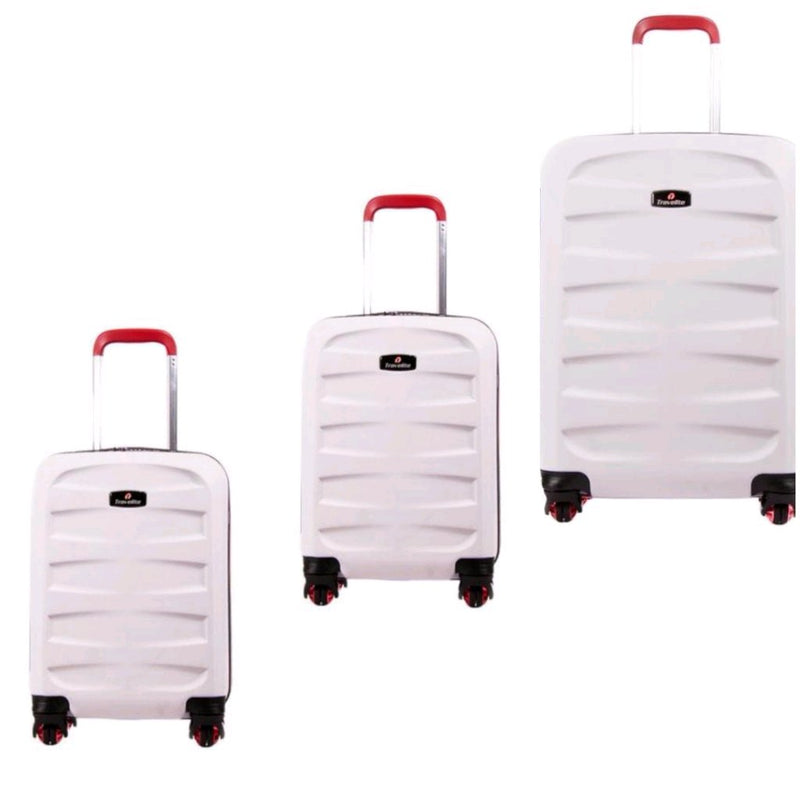 Travelite Hero 3 Piece Set White