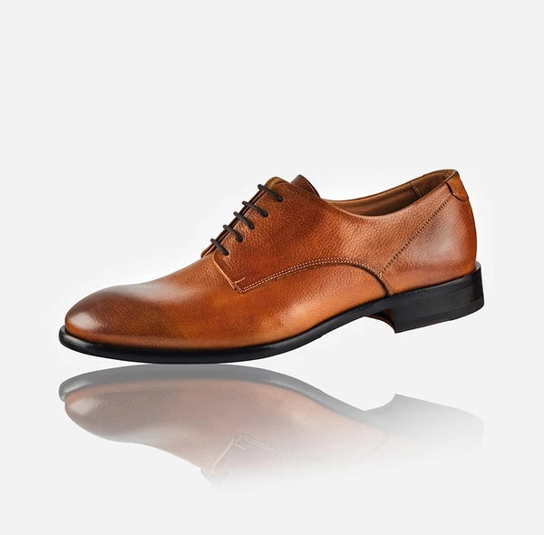 Jekyll And Hide Napoli Men's Leather Lace Up Shoe Tan