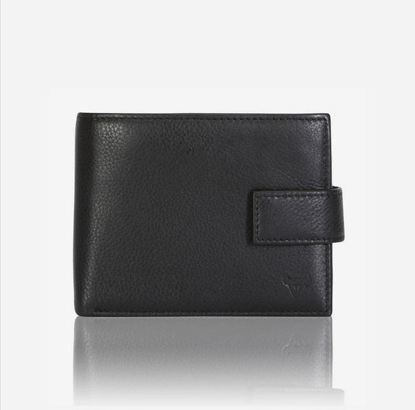 Brando Armstrong Multi Card Trifold Wallet With Inner Zip