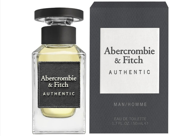 Abercrombie & Fitch Authentic Men 100ml