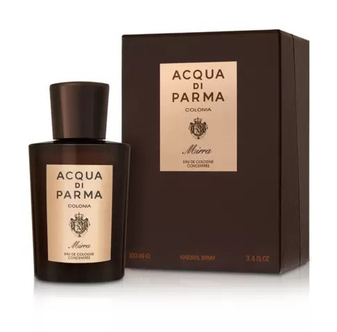 Acqua di Parma Mens Colonia Mirra 100ml Eau De Cologne