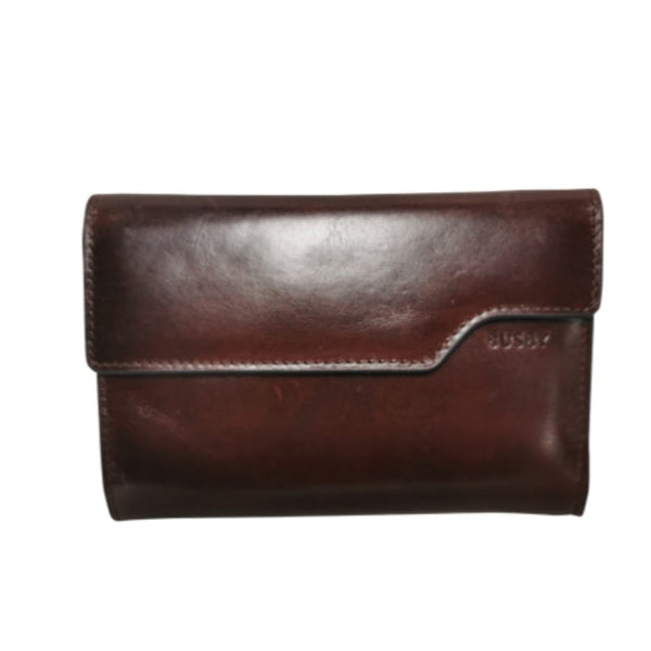 Busby Leather Johnson Clutch Purse