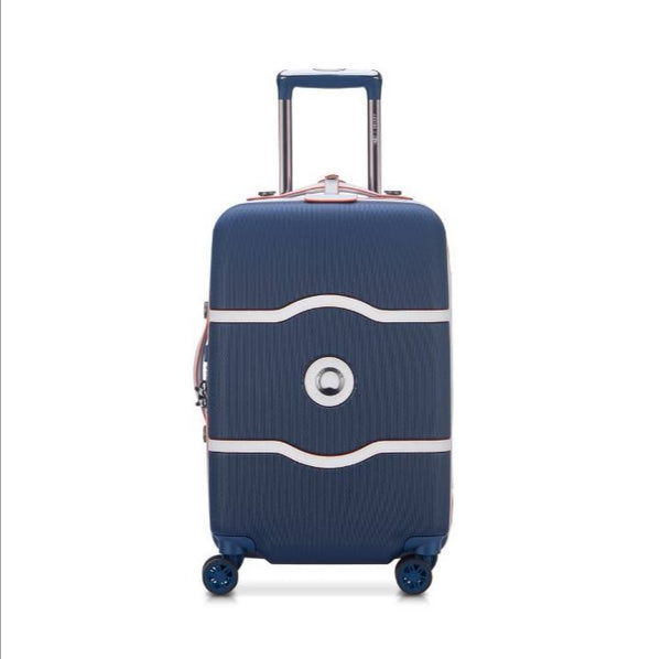 Delsey Chatelet Air Carry On 55cm Navy Blue