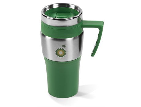 Altos Double-Wall Travel Mug - 450ml - Green Only