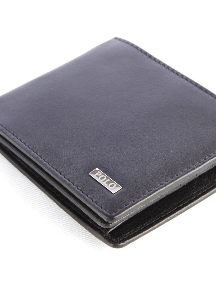 Polo Nappa Billfold Drivers License