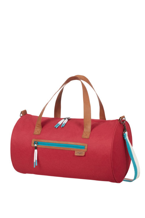 American Tourister Fun Limit Duffle Lifestyle 45cm Red