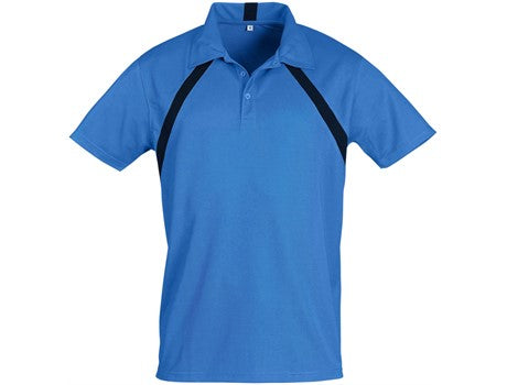 Mens Jebel Golf Shirt - Blue Only