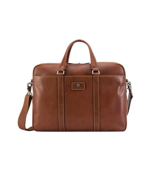 Jekyll & Hide Montana Briefcase Brown