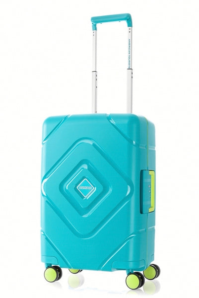 American Tourister Trigard 55cm Light Blue