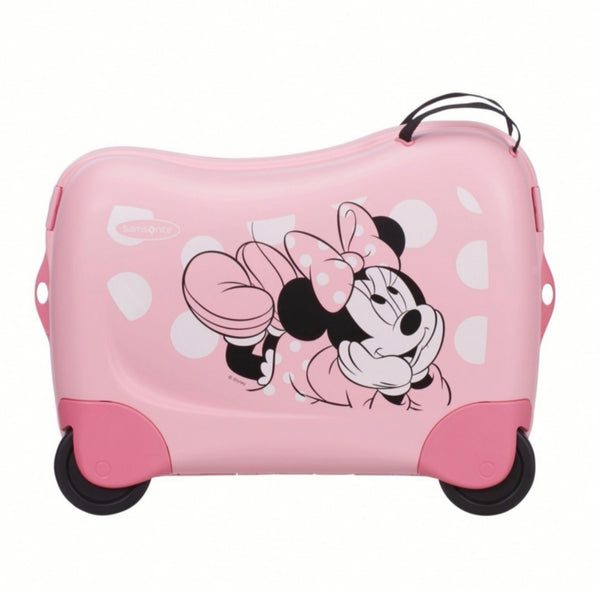 Samsonite Dream Rider Minnie Glitter Suitcase