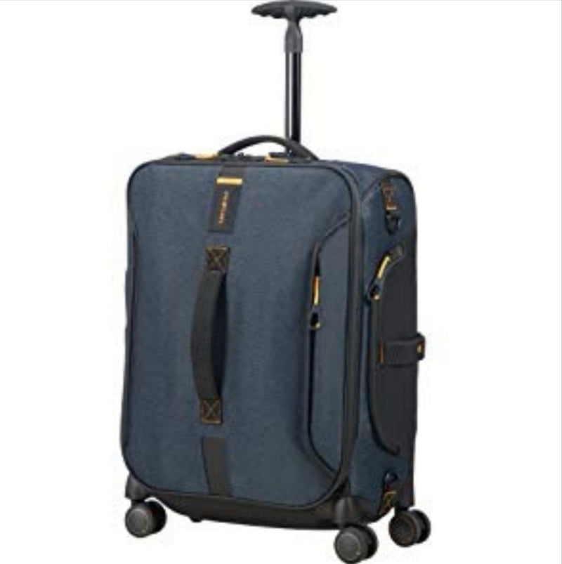 Samsonite Paradiver Light 55cm Spinner Jeans Blue