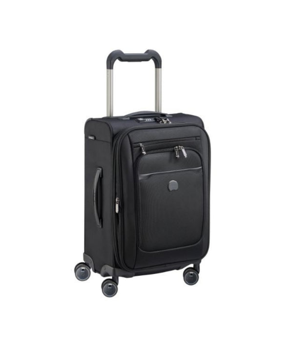 Delsey Pilot 55cm Carry On Black