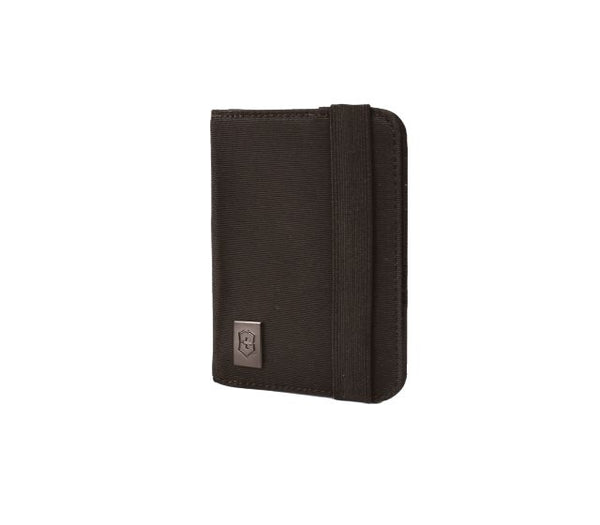 Victorinox Passport Holder With RFID Protection Black