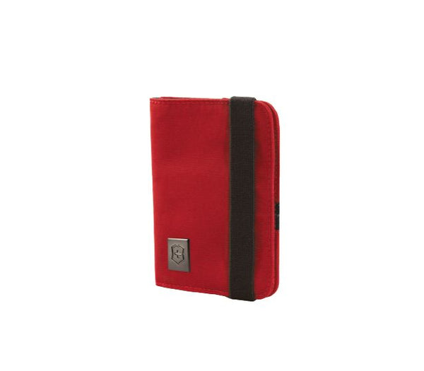 Copy of Victorinox Passport Holder With RFID Protection Red