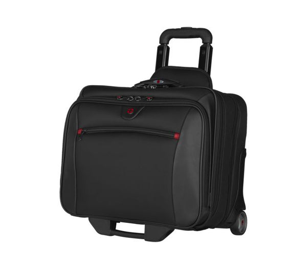 Wenger Potomac Wheeled Laptop Case Black