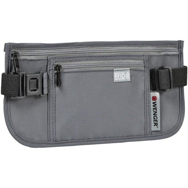 Wenger Travel Waist Belt Accessory with RFID Protection