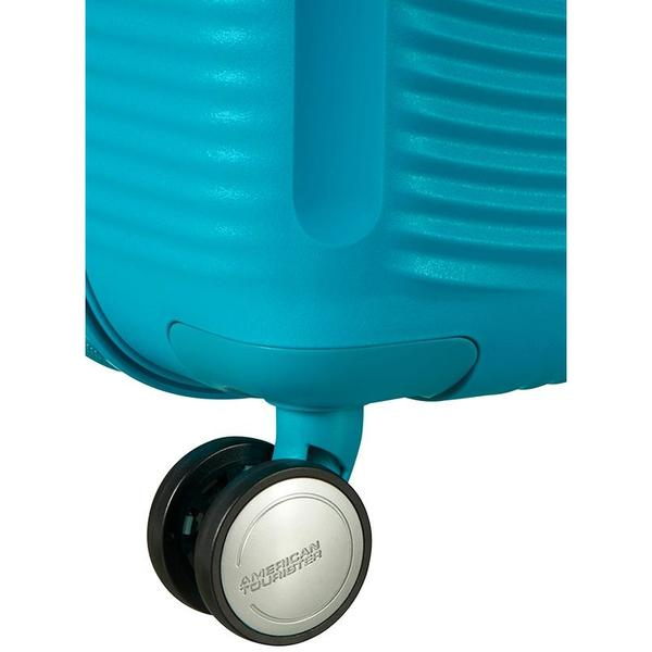 American Tourister Soundbox Expandable 67cm Summer Blue