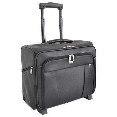 Busby Union Business Laptop Bag On Wheels | Black