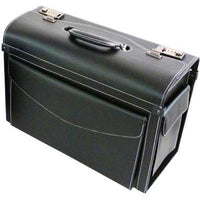 Tosca PVC Medium Pilot Case Black