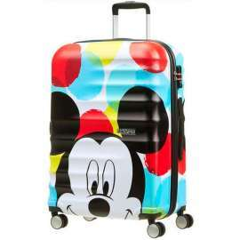 American Tourister Disney Wavebreaker Mickey Close Up 55cm