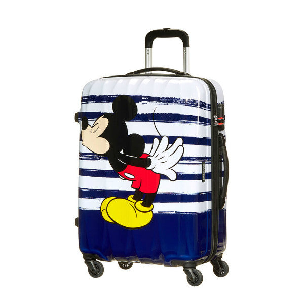 American Tourister Disney Legends Alfatwist Mickey Kiss 65cm