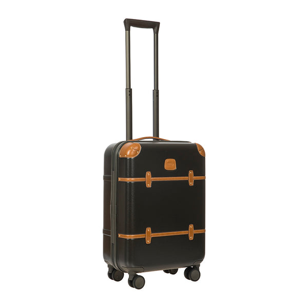 Bric's Bellagio 55cm Carry On Spinner Black
