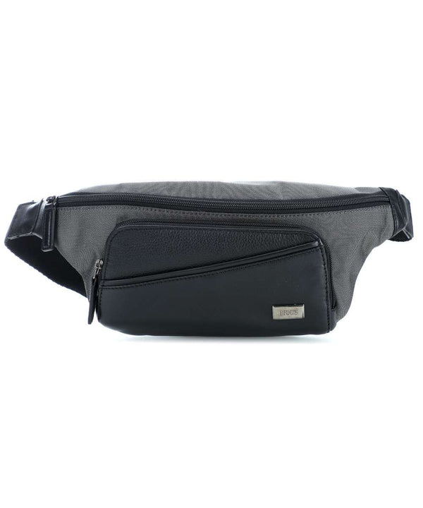 Brics Monza Waist Bag Grey