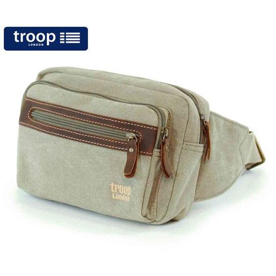 Troop London Travel Waist Belt Bag