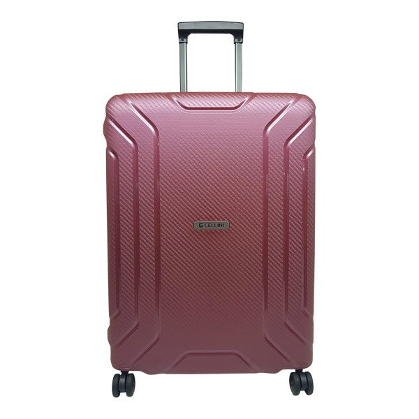 Cellini Safetech 65cm Spinner Sangria