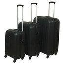 New Travelite Trend 3 Piece Set Black