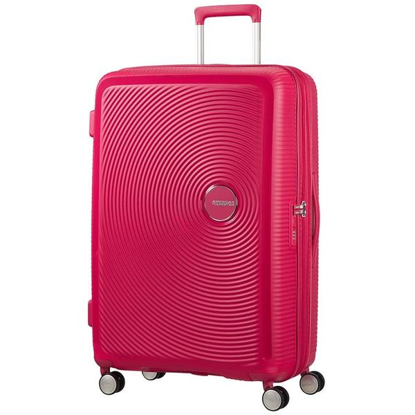 American Tourister Soundbox Expandable 77cm Pink