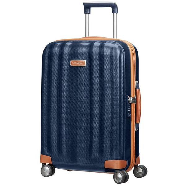 Samsonite Lite-Cube DLX 55cm Midnight Blue