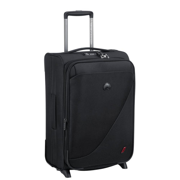 Delsey New Destination 55cm Expandable Black