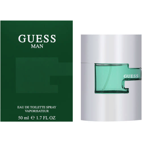 Guess  Man Eau De Toilette 50ml