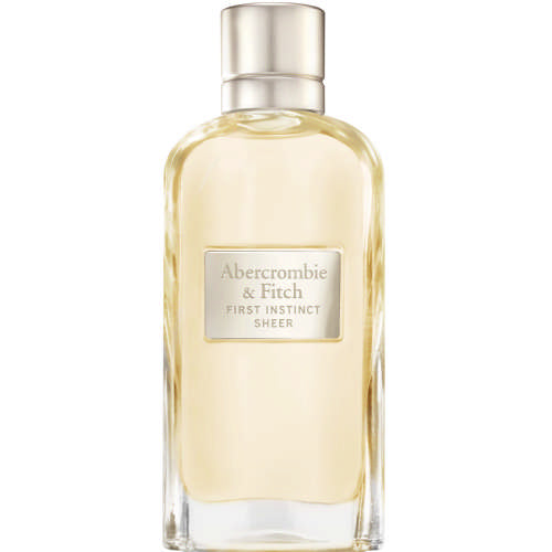 Abercrombie And Fitch First Instinct Sheer 50ml