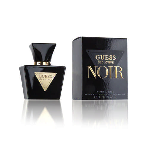 Guess  Seductive Noir Eau De Toilette For Women 30ml