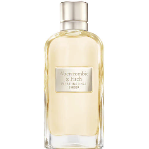 Abercrombie And Fitch First Instinct Sheer 100ml
