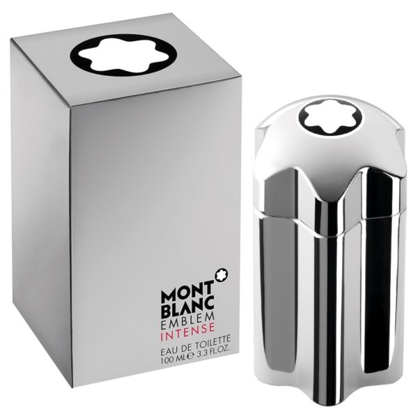 Mont Blanc Emblem Intense Eau de Toilette Spray 100ml