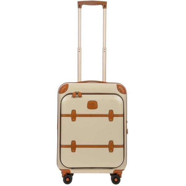Bric's Bellagio 55cm Spinner Trunk With Organizer Cream