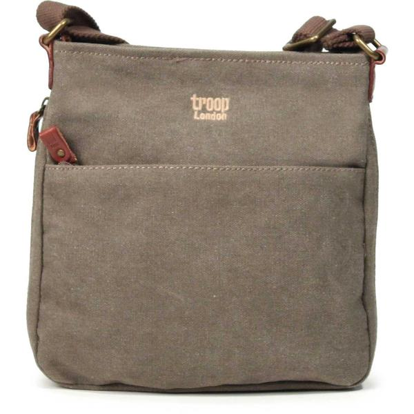 Troop London Canvas Classic Cross-Body Bag