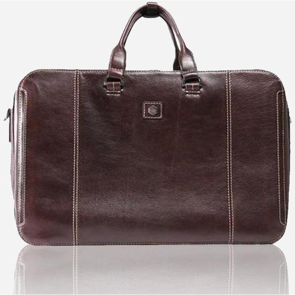 Jekyll & Hide Berlin Carry on Hold-all Brown
