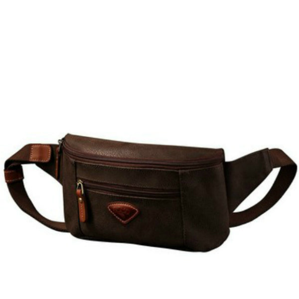 Jump Uppsala Waist Bag Chocolate