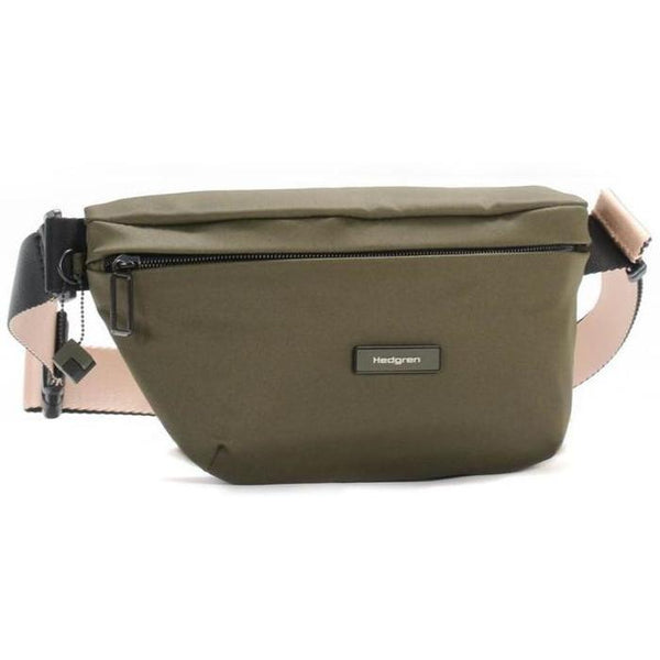 Hedgren Nova Waist Bag Green