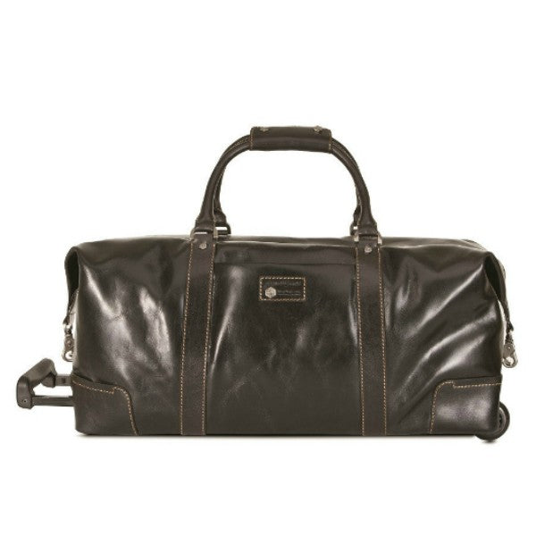 Jekyll & Hide Oxford Duffle on Wheels Black