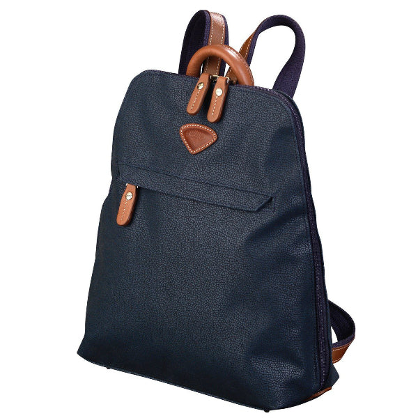 Jump Uppsala Flat Backpack Navy